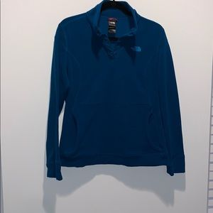 North face fleece pre owned